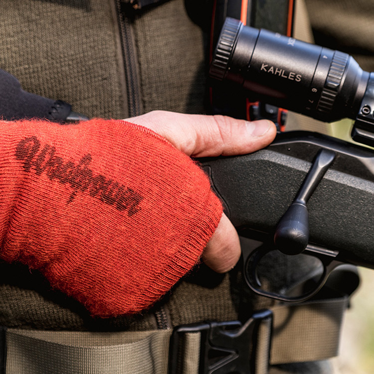 Woolpower Wrist Gaiter 200 Autumn Red