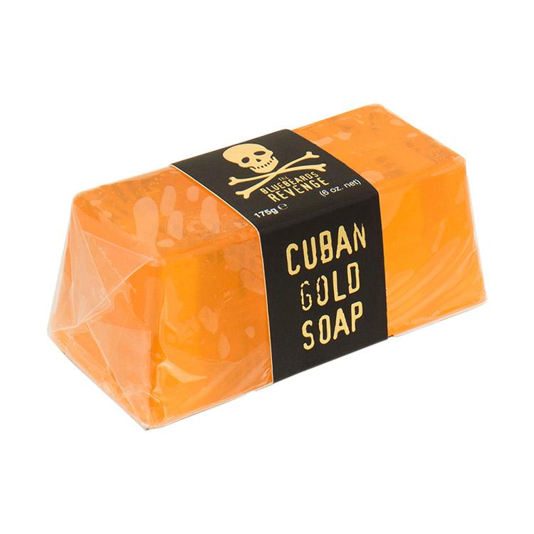 The Bluebeards Revenge Gold Soap Bar