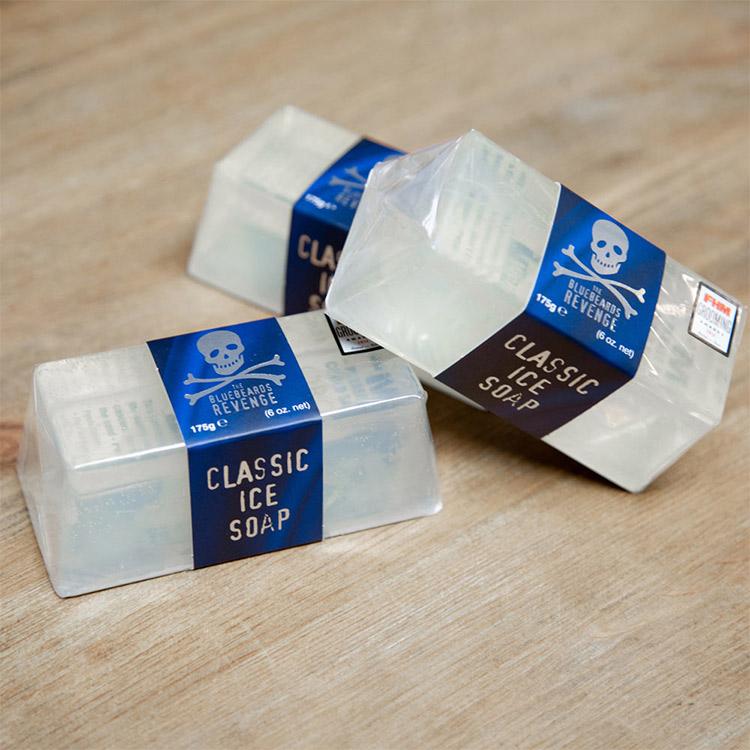 The Bluebeards Revenge Classic Ice Soap Bar