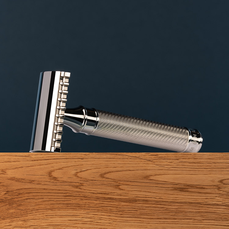 Mühle R41 Grande Stainless Steel Safety Razor