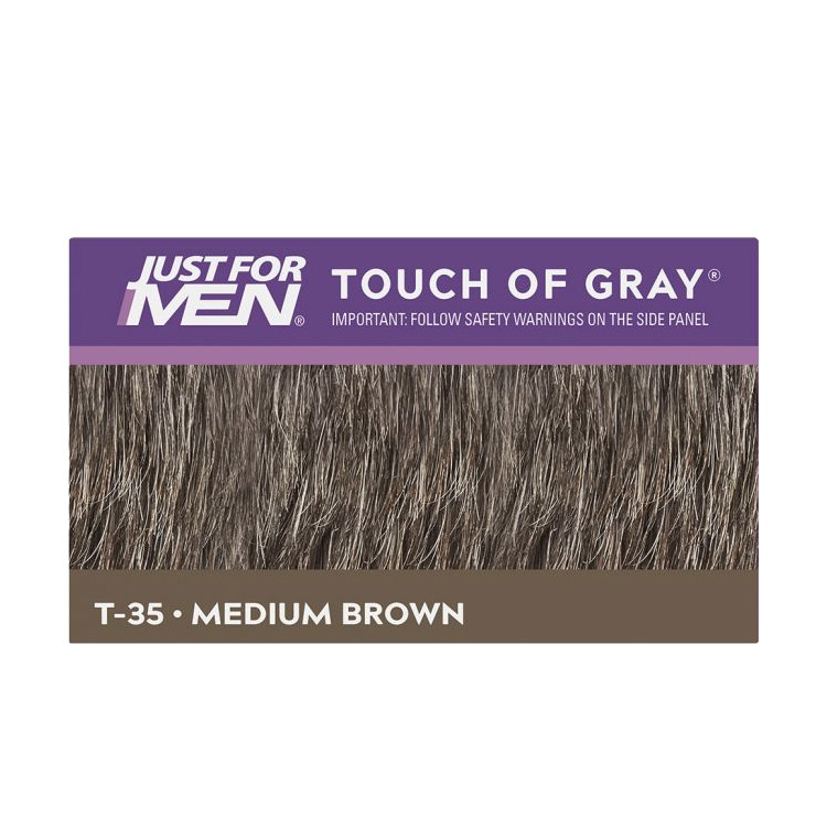 Just For Men Touch Of Grey Medium T35