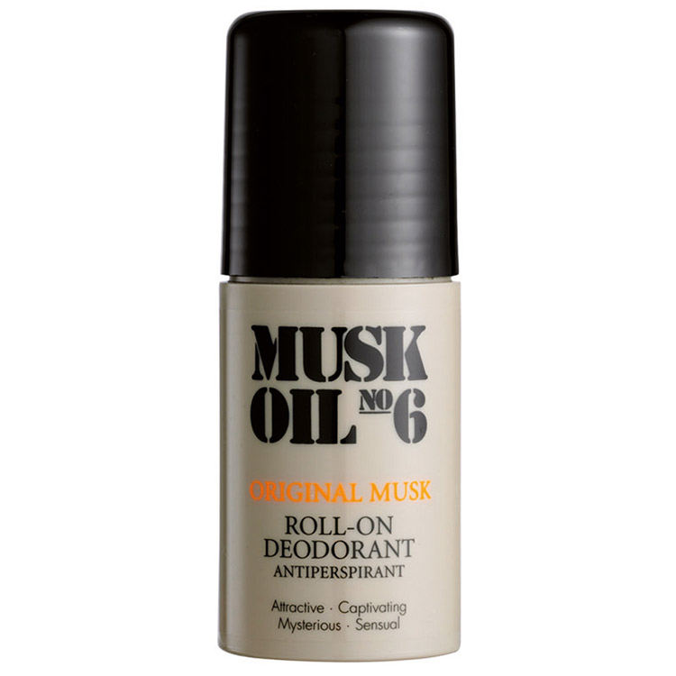 Gosh Musk Oil No. 6 Deo Roll-on 75 ml