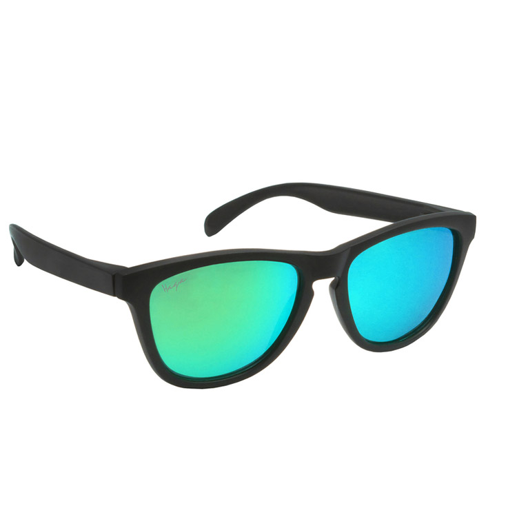 Haga Eyewear Fernie Polarized Green