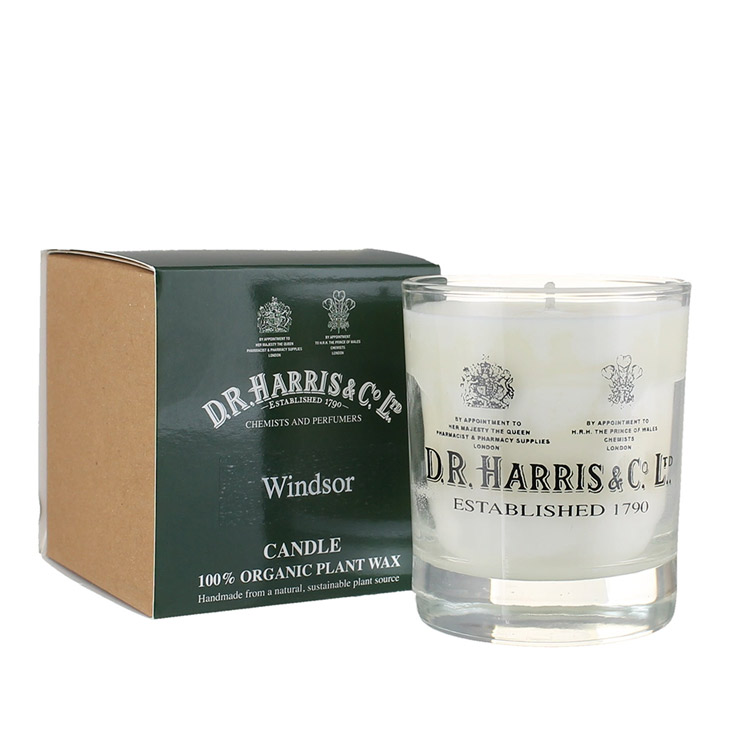D.R. Harris Candle Windsor