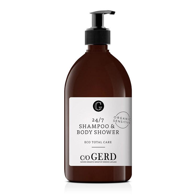 c/o Gerd 24/7 Shampoo & Body Shower 500 ml