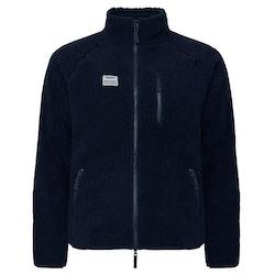 Resteröds Fleece Jacket Zip Navy