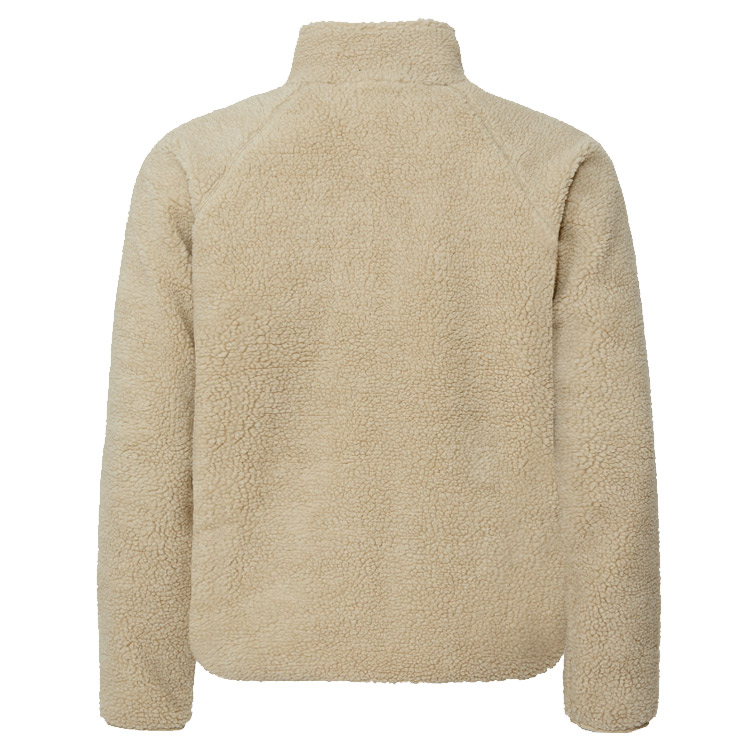 Resteröds Fleece Jacket Zip Beige