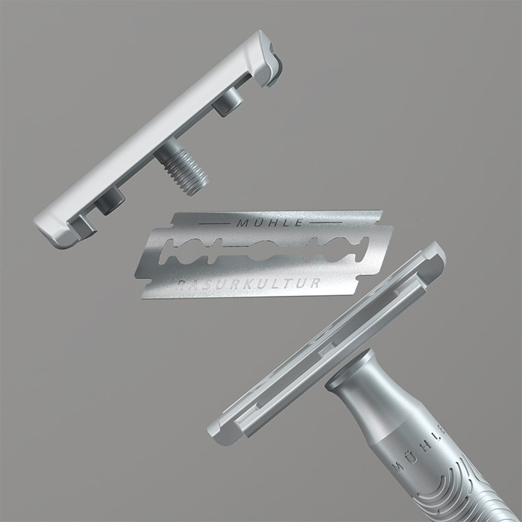 Mühle Companion Unisex Safety Razor Stone