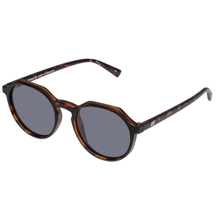 Le Specs Speed of Night Tort Polarized