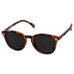 Le Specs Bandwagon Matte Tort Polarized