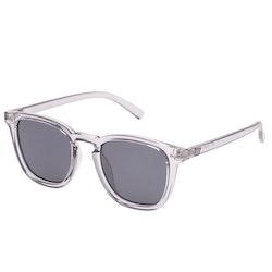 Le Specs No Biggie Pewter Smoke Mono
