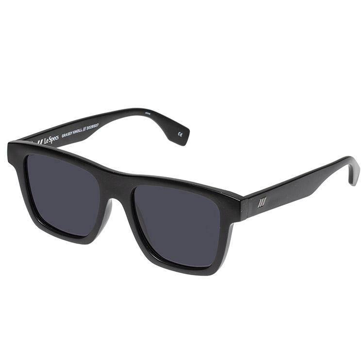 Le Specs Grassy Knoll Black Smoke Mono