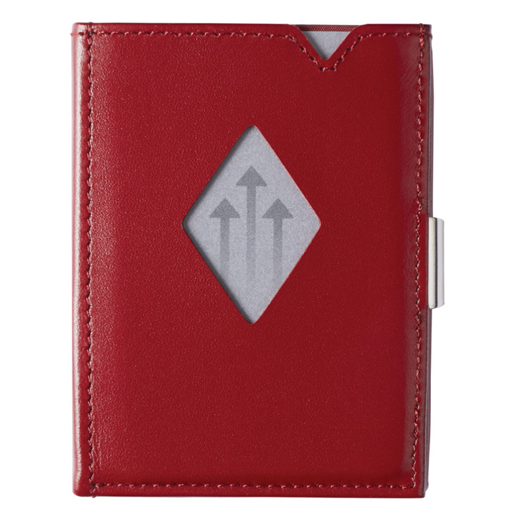 Exentri Wallet Red