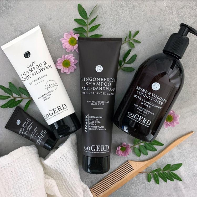 c/o Gerd 24/7 Shampoo & Body Shower 200 ml