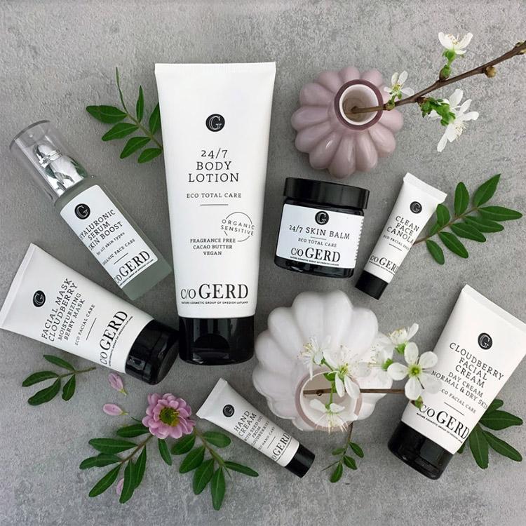 c/o Gerd Cloudberry Facial Cream 75 ml