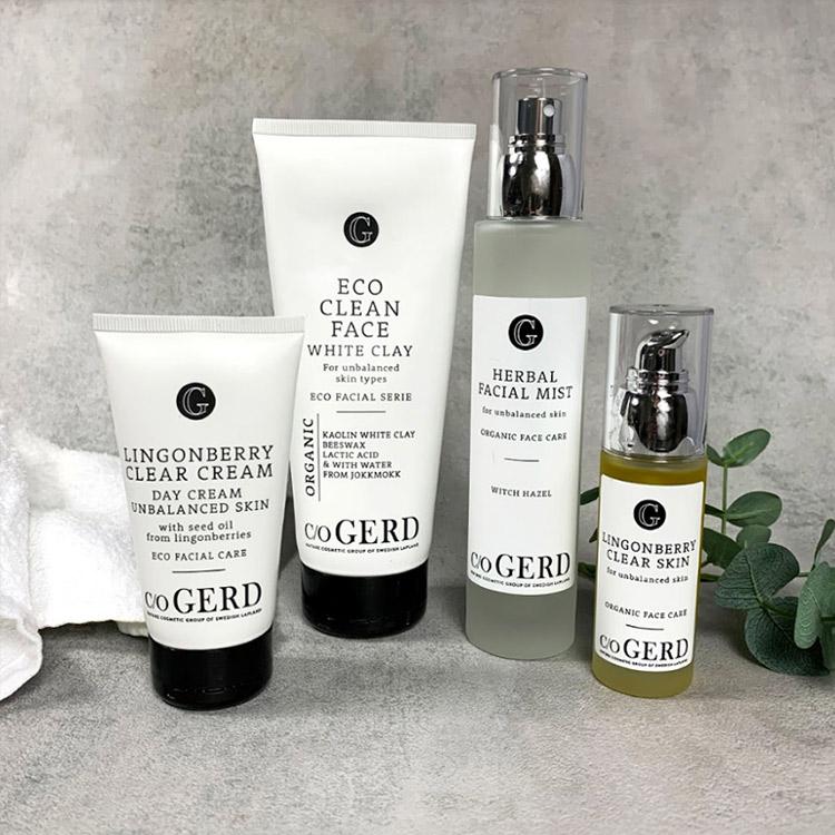 c/o Gerd Clean Face White Clay 200 ml