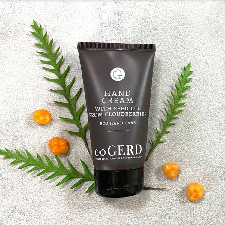 c/o Gerd Cloudberry Hand Cream 75 ml