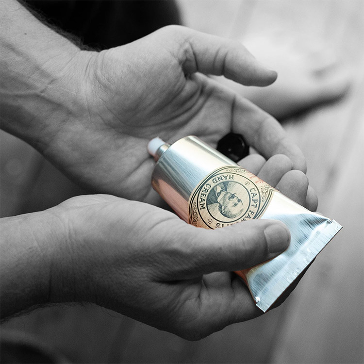 Captain Fawcett Expedition Reserve Hand Cream