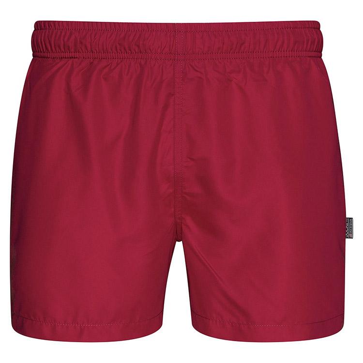 Jockey Swimwear Classic Shorts Red