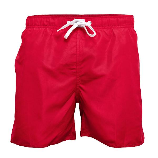JBS Swim Shorts Red
