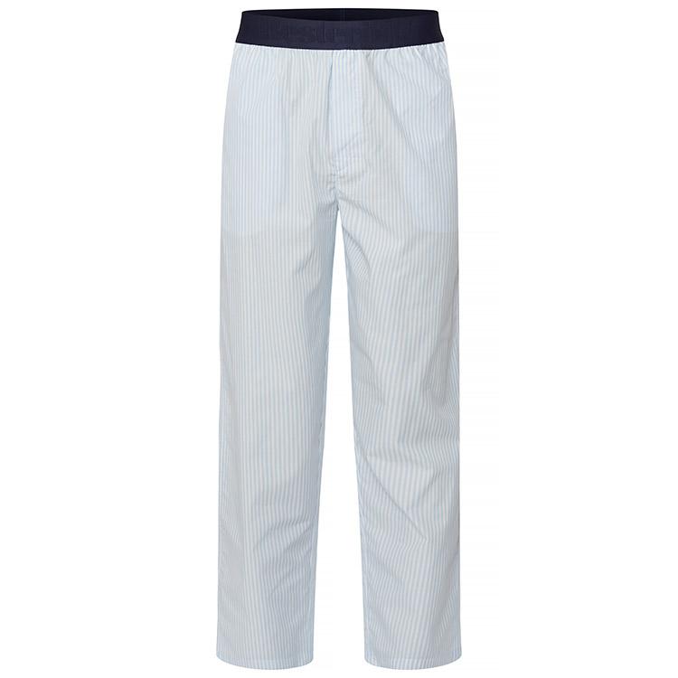 Resteröds Woven Pyjama Pants Classic Stripe