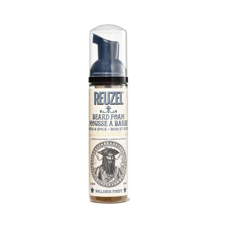 Reuzel Wood & Spice Beard Foam