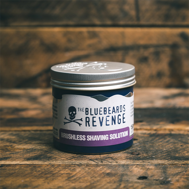 The Bluebeards Revenge Brushless Shaving Solution