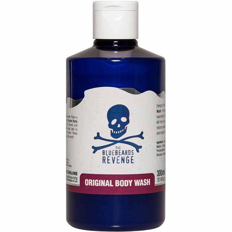 The Bluebeards Revenge Bodywash