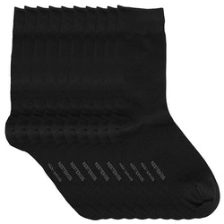 Resteröds Socks Bamboo 10-pack Svart