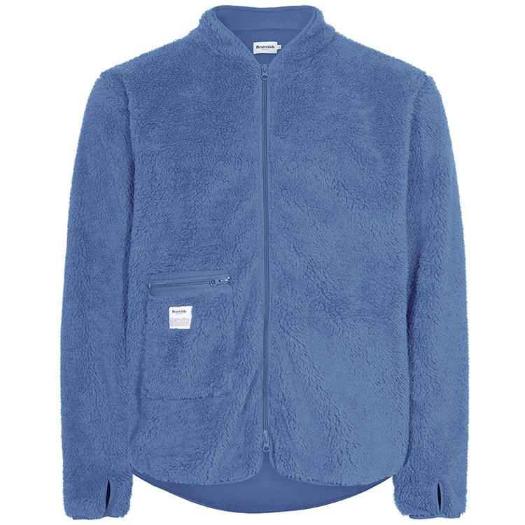 Resteröds Original Fleece Jacket Light Blue