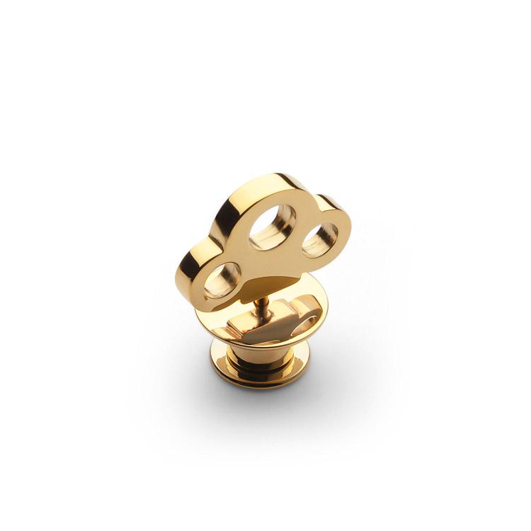 Skultuna Key Pin Gold