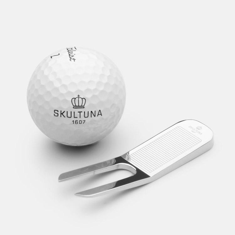 Skultuna Greenlagare Polished steel