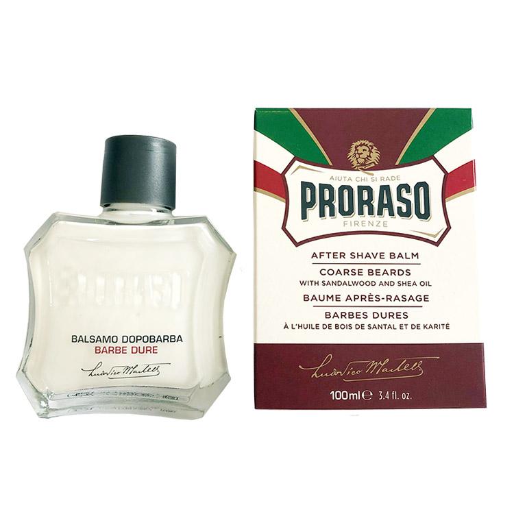 Proraso After Shave Balm Nourishing Sandalwood & Shea Oil 100 ml