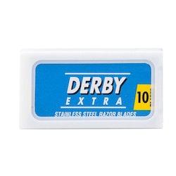Derby Extra Double Edge Razor Blades 10-p