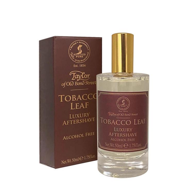 Taylor of Old Bond Street Tobacco Leaf Aftershave Lotion 50 ml