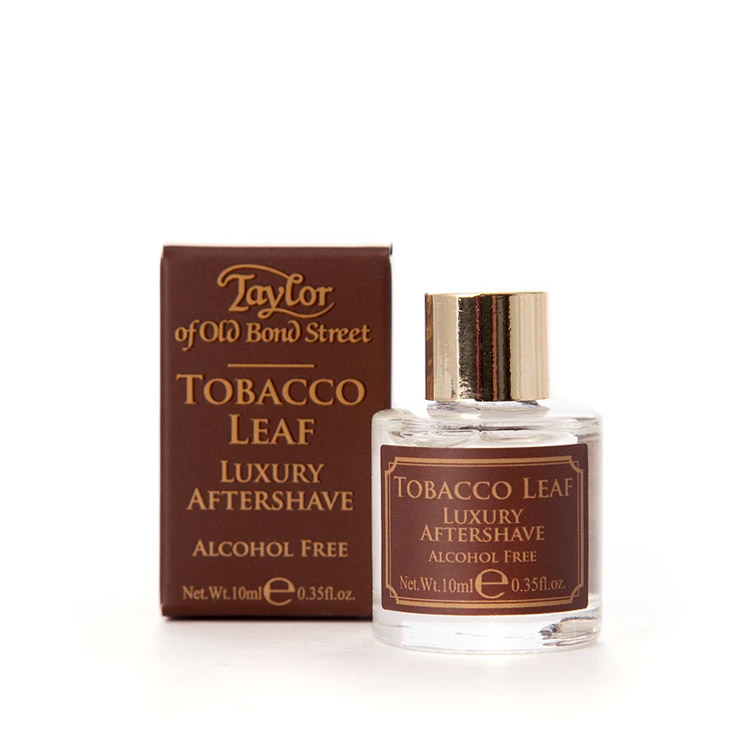 Taylor of Old Bond Street Tobacco Leaf Aftershave Lotion 10 ml Sample