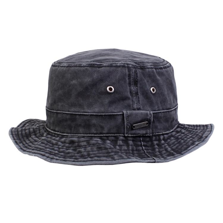 Wigens Bucket Hat Black
