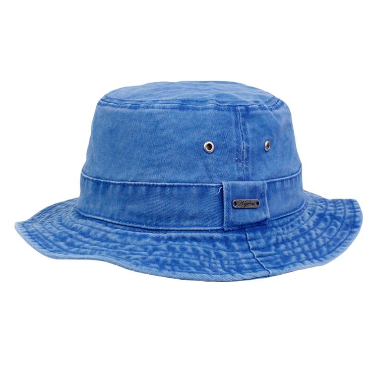 Wigens Bucket Hat Blue