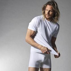 Resteröds T-shirt Bamboo 2-Pack White