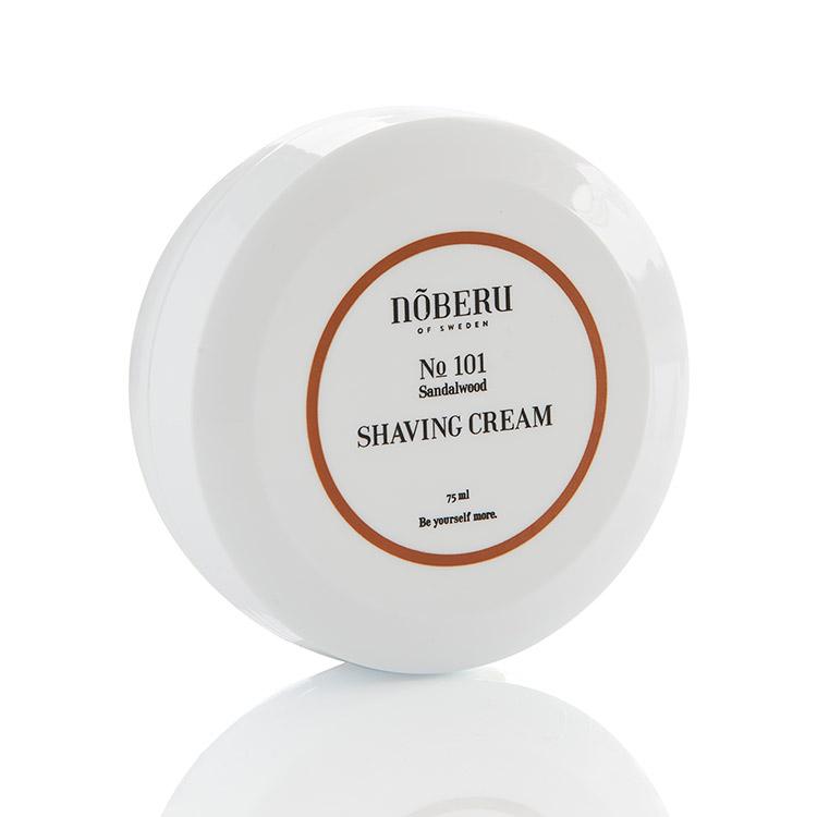 Nõberu of Sweden Shaving Cream Sandalwood