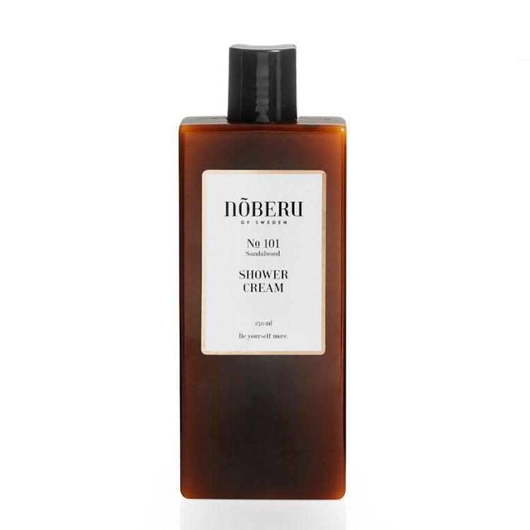 Nõberu of Sweden Shower Cream Sandalwood 250 ml