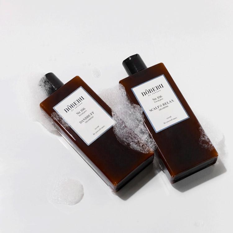 Nõberu of Sweden Scalp & Relax Shampoo