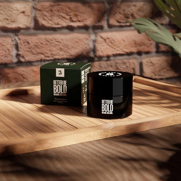 Better Be Bold Bald Cream 50 ml