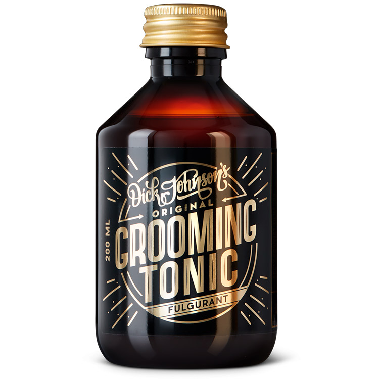 Dick Johnson Excuse My French Grooming Tonic Fulgurant