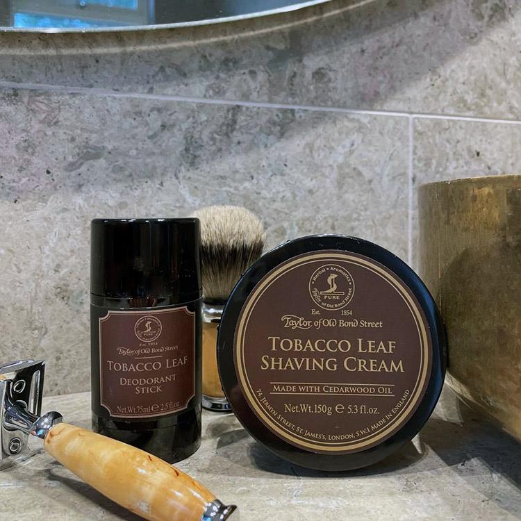 Taylor of Old Bond Street Tobacco Leaf Kit