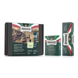 Proraso Gift Set Duo Refreshing Eucalyptus Lotion & Cream