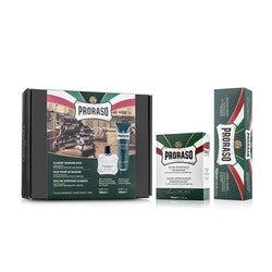 Proraso Gift Set Duo Refreshing Eucalyptus Balm & Cream