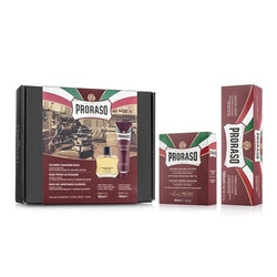 Proraso Gift Set Duo Nourishing Sandalwood Lotion & Cream