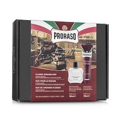 Proraso Gift Set Duo Nourishing Sandalwood Balm & Cream