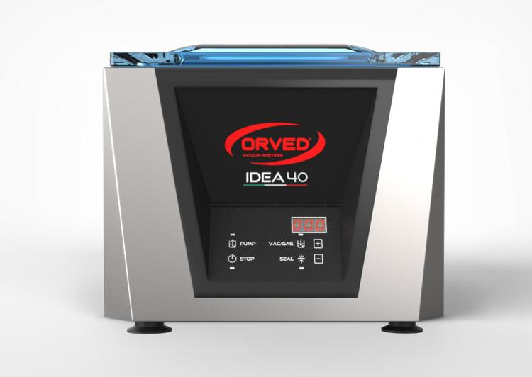 Orved IDEA 40 Vakuummaskin 16m3/h